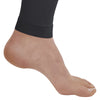 AW 5101 Microfiber Compression Leg Sleeves - 20-30 mmHg (Pair) Ankle