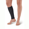 AW Style 510 Microfiber Compression Calf Sleeve - 20-30 mmHg (Single) - Black