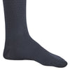AW Style 625 Men's Pin-Dot Pattern Microfiber Knee High Dress Socks - 15-20 mmHg - Foot