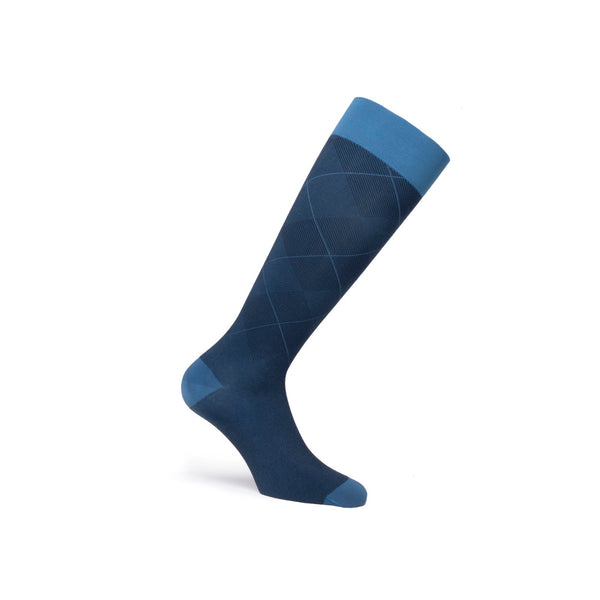 Jobst Casual Pattern Socks - 15-20 mmHg