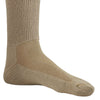 AW Style 736 Cotton Diabetic Crew Socks  - Two Pack - Foot