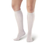 AW Style 76 Soft Sheer Knee Highs - 8-15 mmHg White