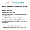 Ames Walker Reusable Face Cloth Covers (Multipacks)