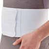 AW Rib Belt for Men - White