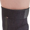 AW Style C71 Neoprene Adjustable Knee Support - Back