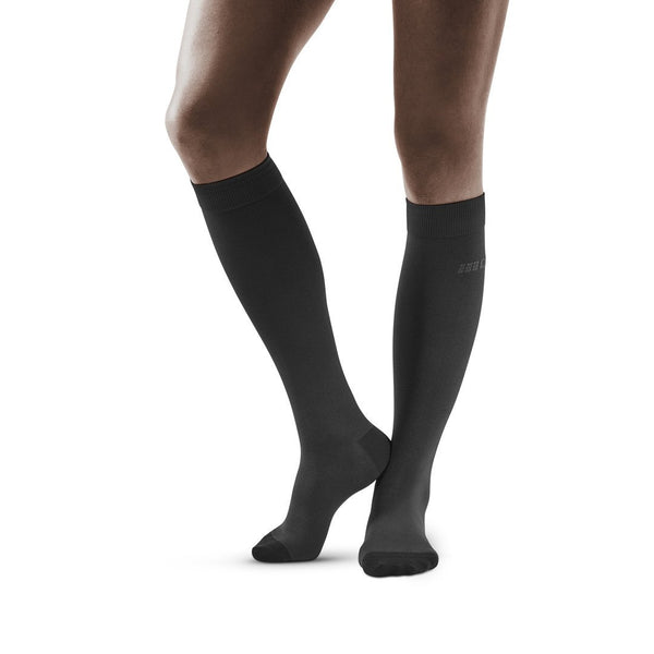 CEP Women's Commuter Compression Socks Grey