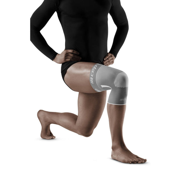 CEP Compression Knee Sleeve Grey