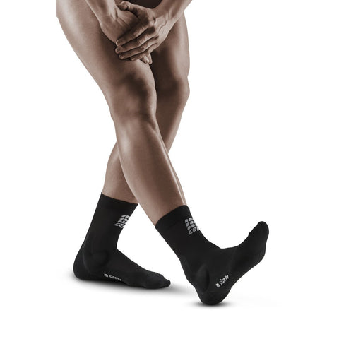 CEP Men's Ankle Support Short Socks