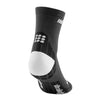 CEP Men's Ultralight Short Socks Black