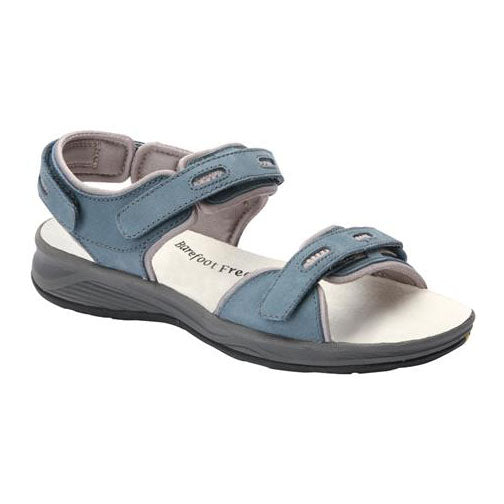 Drew Women's Cascade Sandals - Denim Nubuck