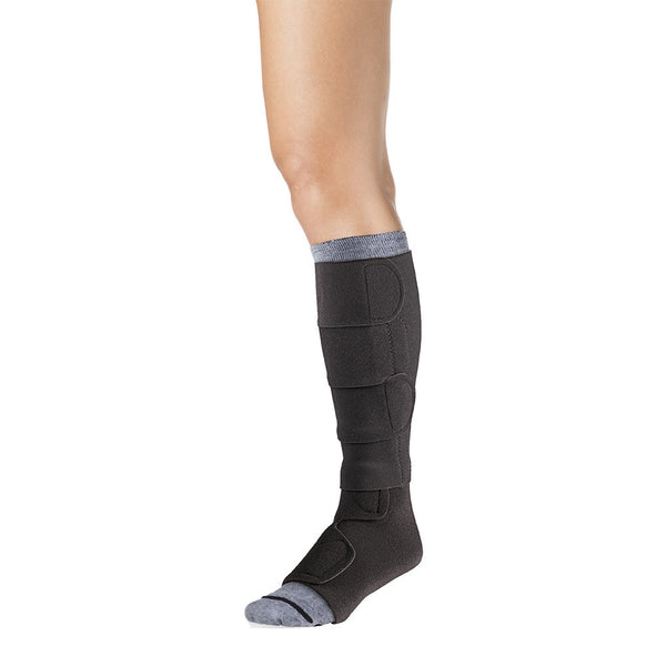 Sigvaris COMPREFLEX Below Knee w/Boot - 20-50 mmHg