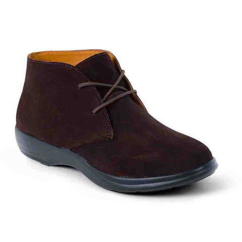 Dr. Comfort Women's Cara Casual Comfort Shoes Brown