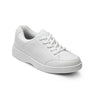 Dr. Comfort Women's Riley Casual Comfort Shoes White