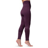Sigvaris Well Being 170L Soft Silhouette Leggings - 15-20  mmHg Mulberry
