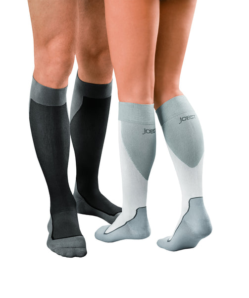 Jobst Sport Knee High Socks - 20-30 mmHg