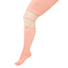 Juzo Compression Knee Wrap - Beige