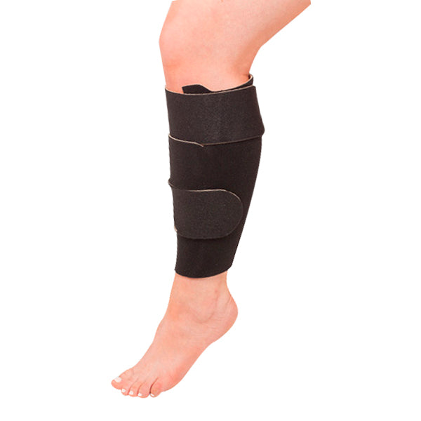 Juzo Compression Calf Wrap - Black