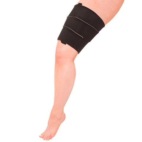 Juzo Compression Thigh Wrap - Black