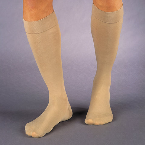Jobst Relief Closed Toe Knee Highs - 20-30 mmHg