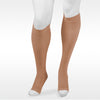 Juzo Assist 3611 Open Toe Knee Highs - 20-30 mmHg Beige