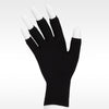 Juzo Soft Seamless Glove Left - 15-20 mmHg Black