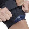 Orthosleeve KS7 Compression Knee Sleeve - Underside