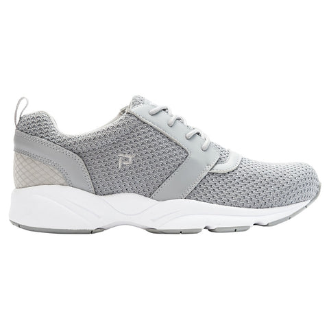 Propet Men's Stability X Shoes Light Grey