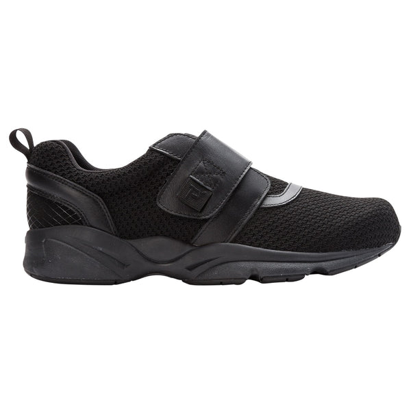 Propet Men's Stability X Strap Shoes Black