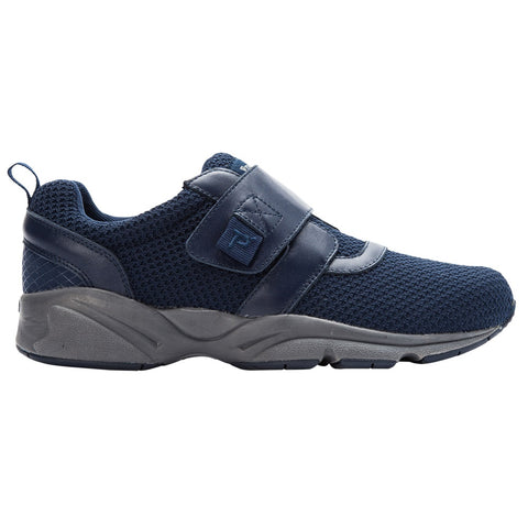 Propet Men's Stability X Strap Shoes Navy