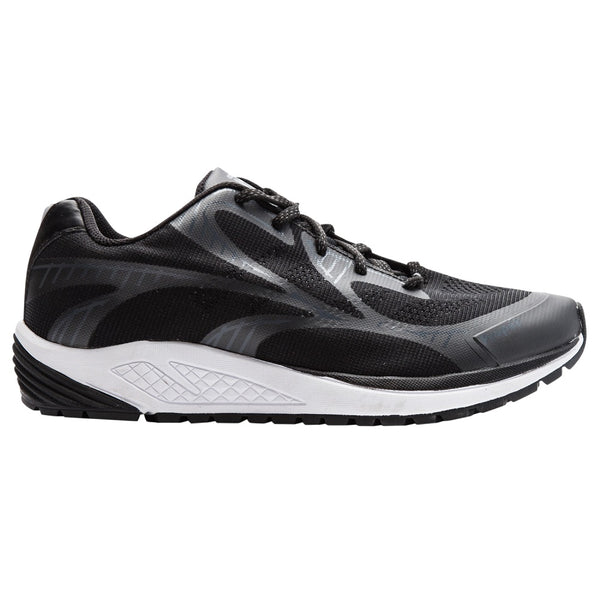 Propet Men's Propet One LT Shoes Black/Grey