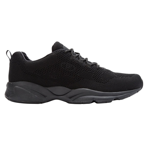 Propet Men's Stability Fly Shoes Black