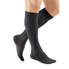 Medi Plus Closed Toe Knee Highs - 30-40 mmHg - Black
