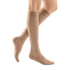 Medi Plus Closed Toe Knee Highs - 30-40 mmHg - Beige