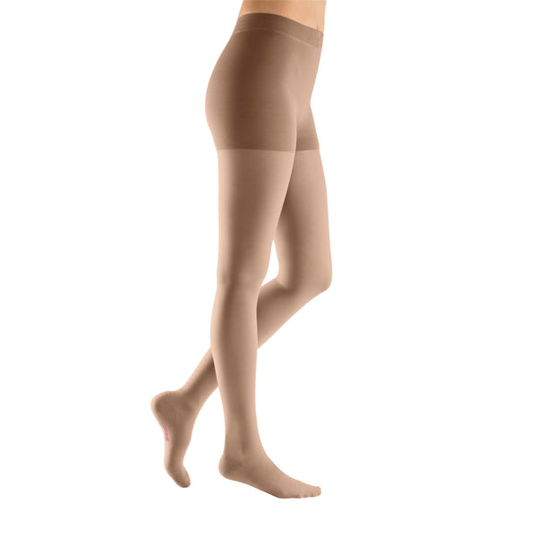 Medi Plus Closed Toe Pantyhose - 30-40 mmHg