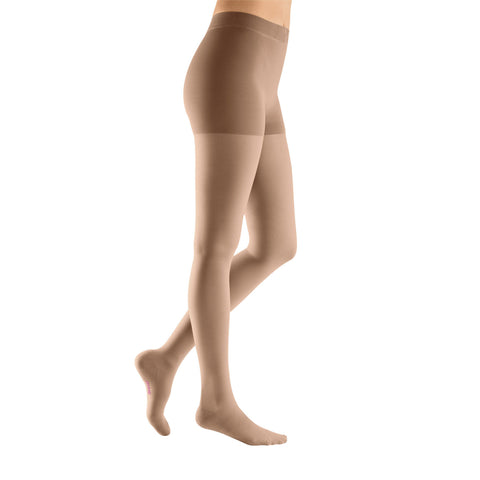 Medi Plus Closed Toe Pantyhose - 20-30 mmHg