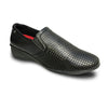 Revere Women's Jordan Slip-On Loafer Black