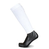Sigvaris 412V Athletic Performance Leg Sleeves - 20-30 mmHg - White