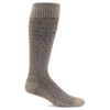 SockWell Men's Featherweight Knee High Socks - 15-20 mmHg Khaki
