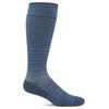SockWell Women's Circulator Knee High Socks - 15-20 mmHg Bluestone
