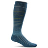 SockWell Women's Circulator Knee High Socks - 15-20 mmHg Teal