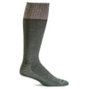 SockWell Men's Bart Knee High Socks - 15-20 mmHg Eucalyptus