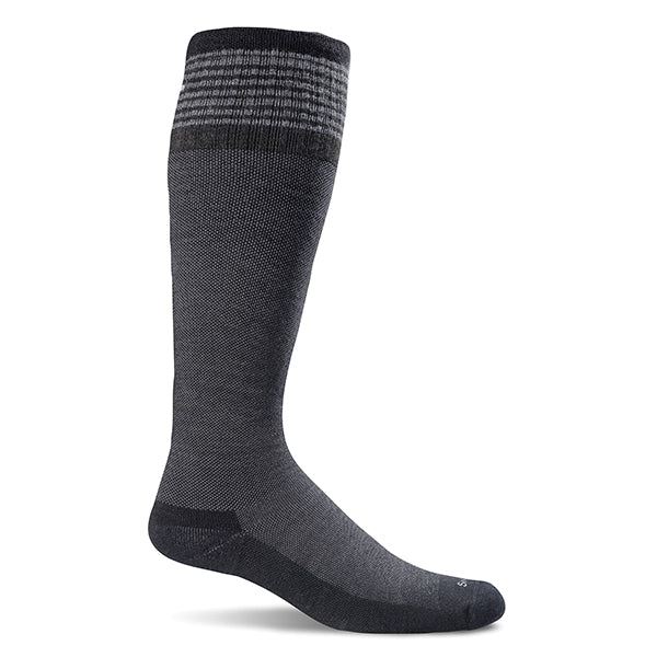 SockWell Women's Elevation Knee High Socks - 20-30 mmHg black