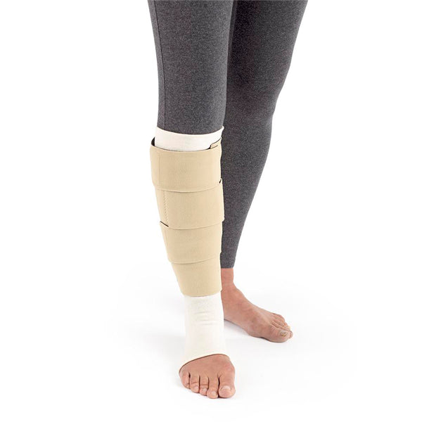 Sigvaris Compreflex Reduce Below Knee Wrap Beige