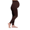 Sigvaris Well Being 170M Soft Silhouette Maternity Leggings - 15-20 mmHg Espresso
