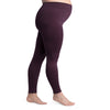 Sigvaris Well Being 170M Soft Silhouette Maternity Leggings - 15-20 mmHg Mulberry