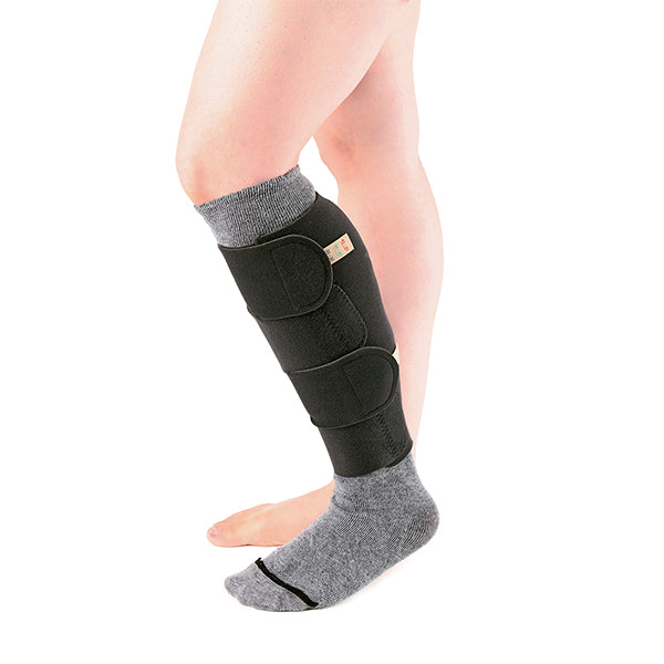 Sigvaris Compreflex Below Knee No Foot -20-50 mmHg Black
