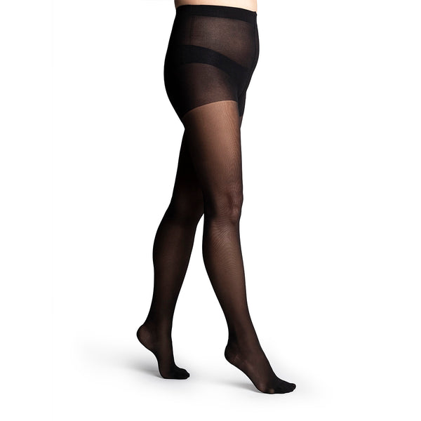 Sigvaris 981 Dynaven Sheer Closed Toe Pantyhose - 15-20 mmHg