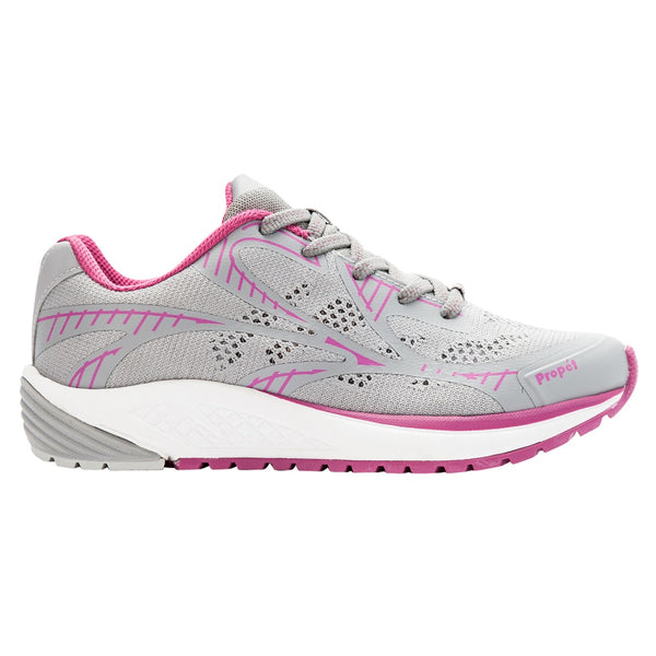 Propet Women's Propet One LT Shoes Grey/Berry