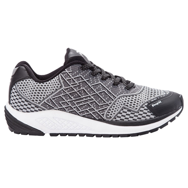 Propet Women's Propet One Shoes Black/Silver