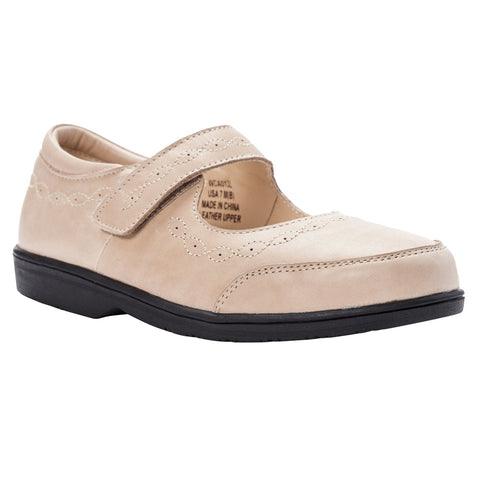 Propet Women's Mary Ellen Shoes Oyster